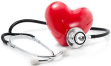 Eating avocados can lower cholesterol...Heart and Stethoscope