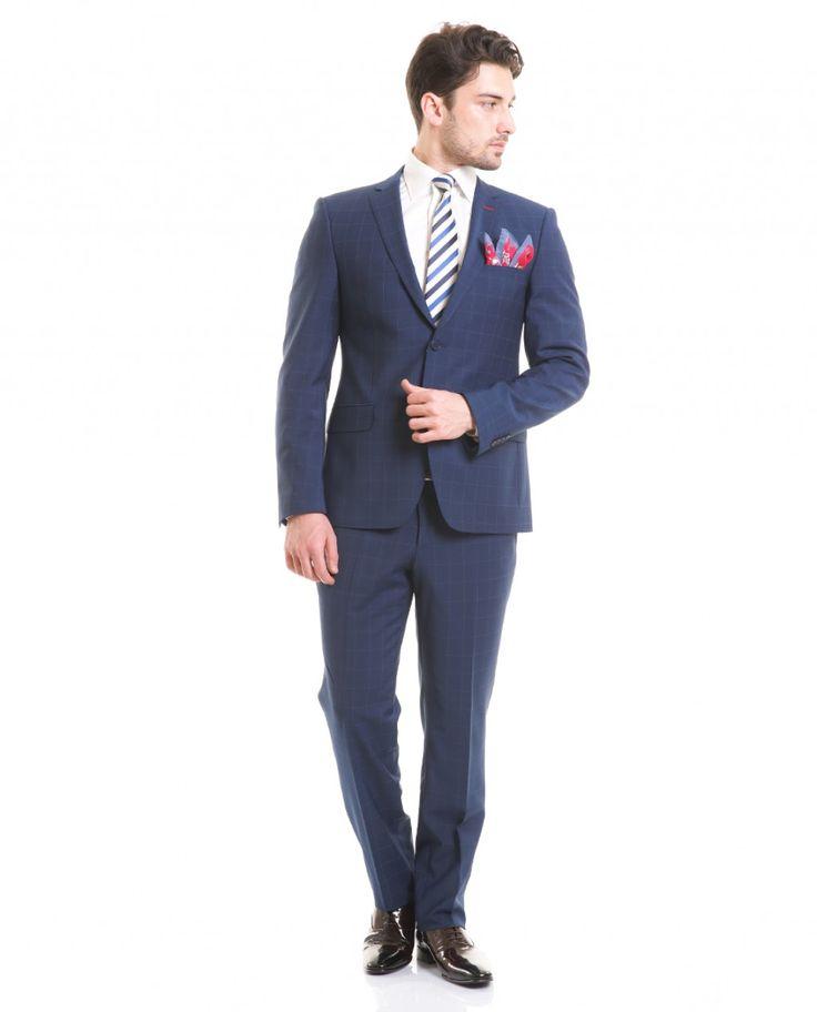 Toss Erkek Takım Elbise #gentleman #suit #takımelbise #karaca #ciftgeyikkaraca   www.karaca.com.tr
