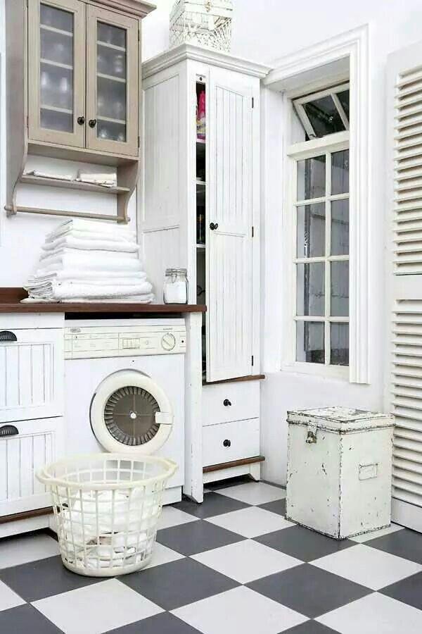 49 best Shabby chic Laundry Room images on Pinterest ...
