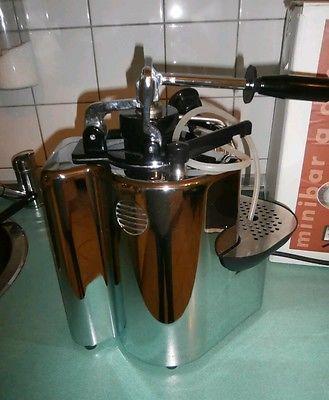 Adoro Alma -  Minibar Espressomaschine / Kaffeemaschine Chrom for E.S.E ESE Pads