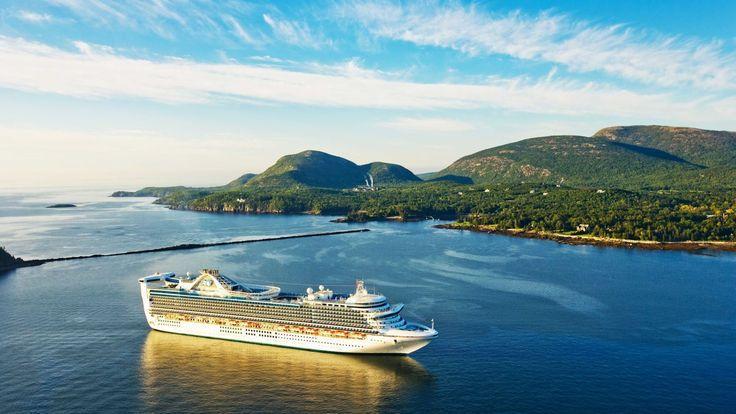 Princess Cruises' Canada and New England Cruises  - CountryLiving.com
