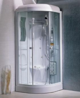 Άλατα στο τζάμι ντουζιέρας-μπανιέρας. Υπάρχει λύση;