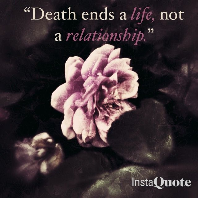 17 Best Family Death Quotes On Pinterest