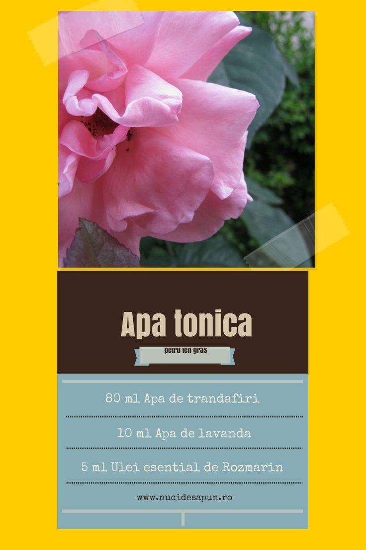 Apa tonica