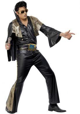 Strój Elvisa Presleya - propozycja dla fanów króla rock and rolla :)