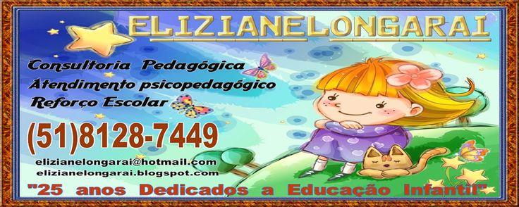 Pedagoga 28 anos dedicados a Educação Infantil CONSULTORIA PEDAGÓGICA