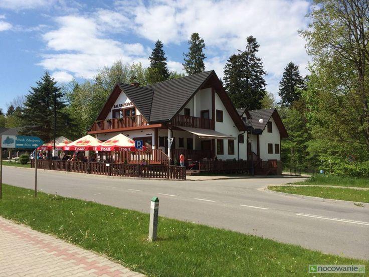 Pensjonat Bałabanówka jest nowo otwartym obiektem położonym w sercu Polańczyka. Szczegóły oferty: http://www.nocowanie.pl/noclegi/polanczyk/kwatery_i_pokoje/108451/ #nocowaniepl #mountains #accommodation #travel #Poland #vacation
