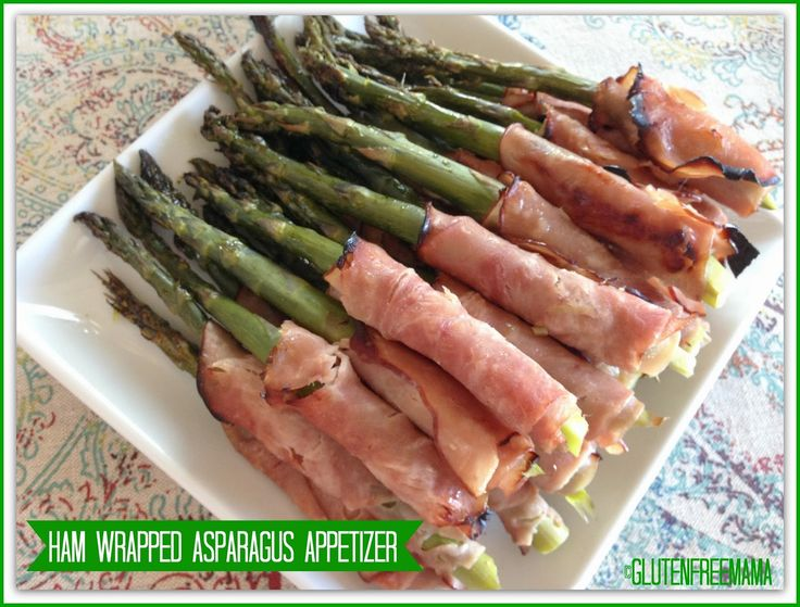 Summer entertaining, we need quick  easy appetizers so we can focus on the important things like visiting with our guests! Try out Mama's Ham Wrapped Asparagus Appetizer!