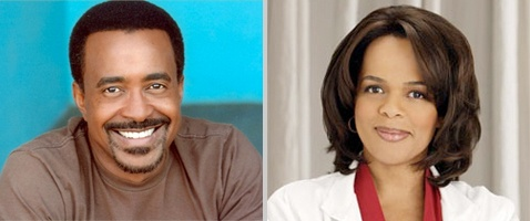 Tim Meadows e Paula Newsome in #Suburgatory.
