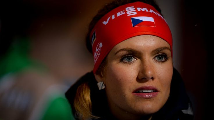 Gabriela Koukalová  - International Biathlon Union - IBU