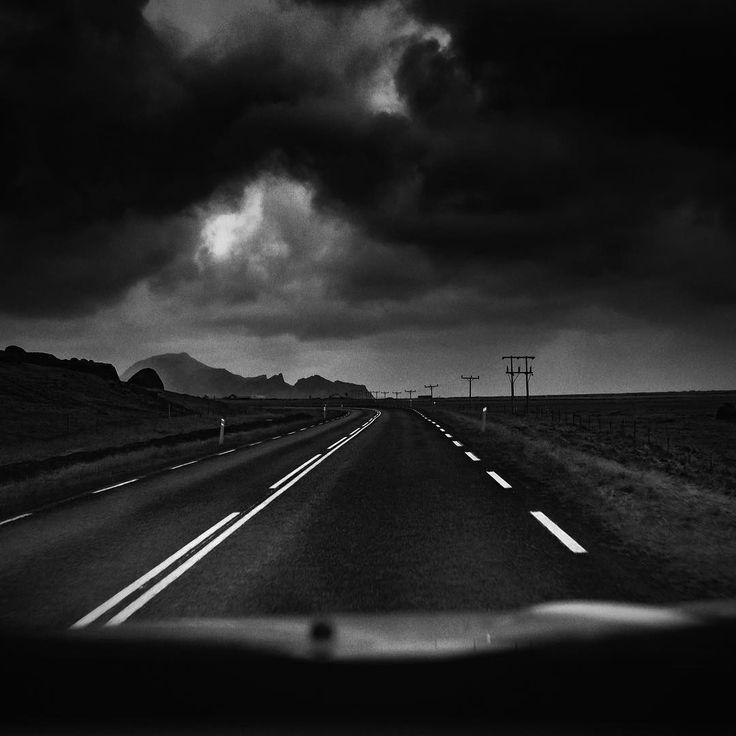 Storm, Iceland