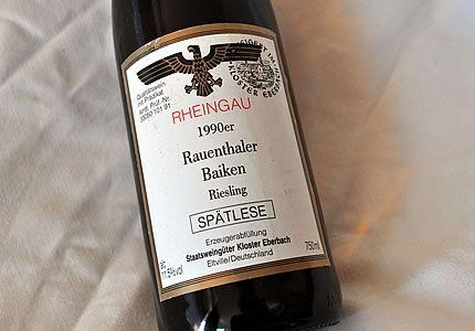 Staatsweingueter Rauenthaler Baiken