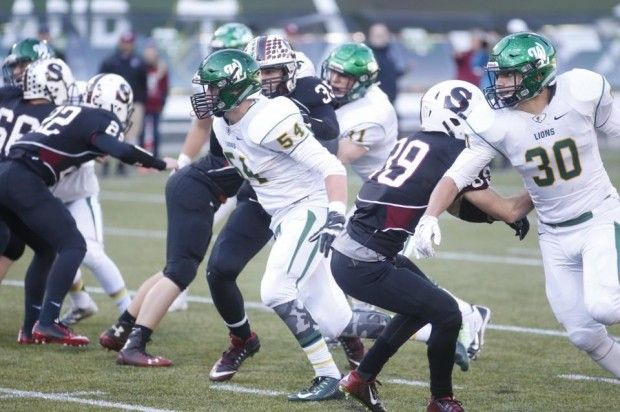 Surging West Linn defense eager for physical challenge of Jesuit's running game