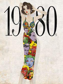 1980s fashion ( VIP Fashion Australia www.vipfashionaustralia.com - international clothing store )