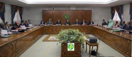 Mauritanie :  Communiqué du conseil des ministres (Nouakchott,  24/03/2016)