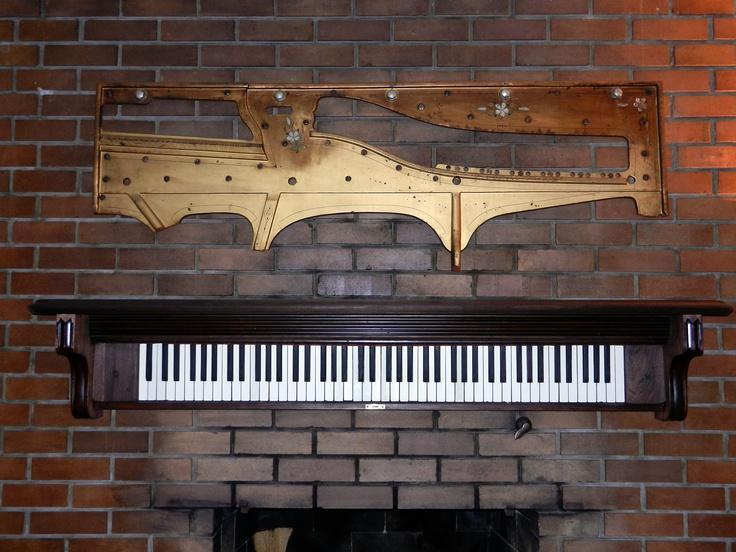 De 25 Bedste Ider Inden For Old Pianos P Pinterest