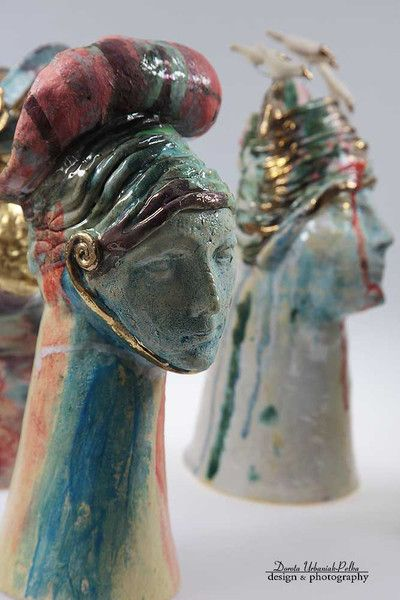 """MITORAJ-KA - GŁOWA - RZEŹBA - PŁASKORZEŹBA - UNIKA w Studio Rzeźby i Ceramiki Unikatowej """"Cela37"""" na DaWanda.com"""