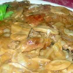 Iowa Pork Steak Recipe