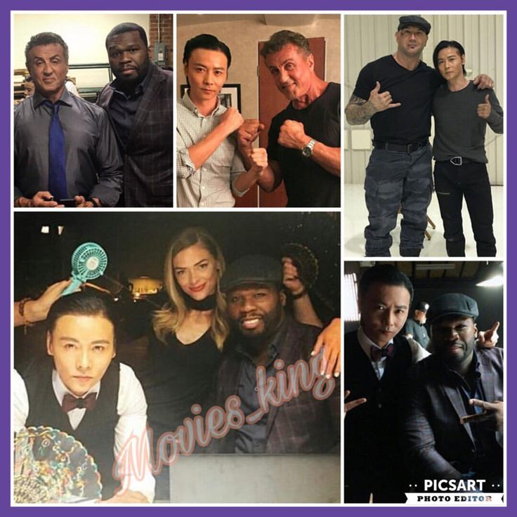 """7 Likes, 2 Comments - Movies Worlds (@movies_king) on Instagram: """"Cast of ( escape plan 3 ) Max Zhang & Dave Bautista & 50 cent & Jaime King"""""""