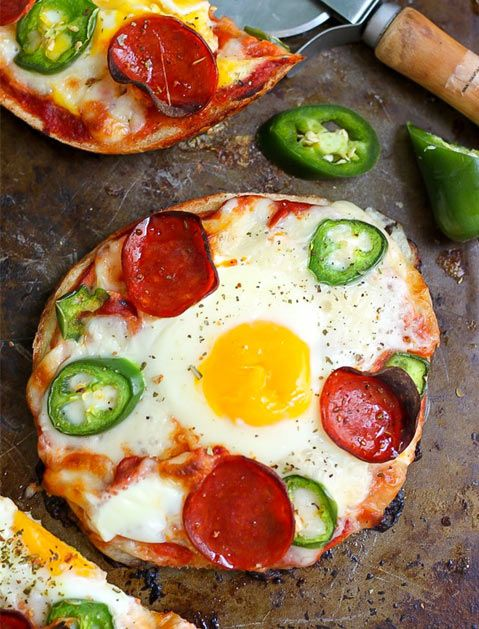 Love Pizza? Here Are 12 New Ways to Eat It