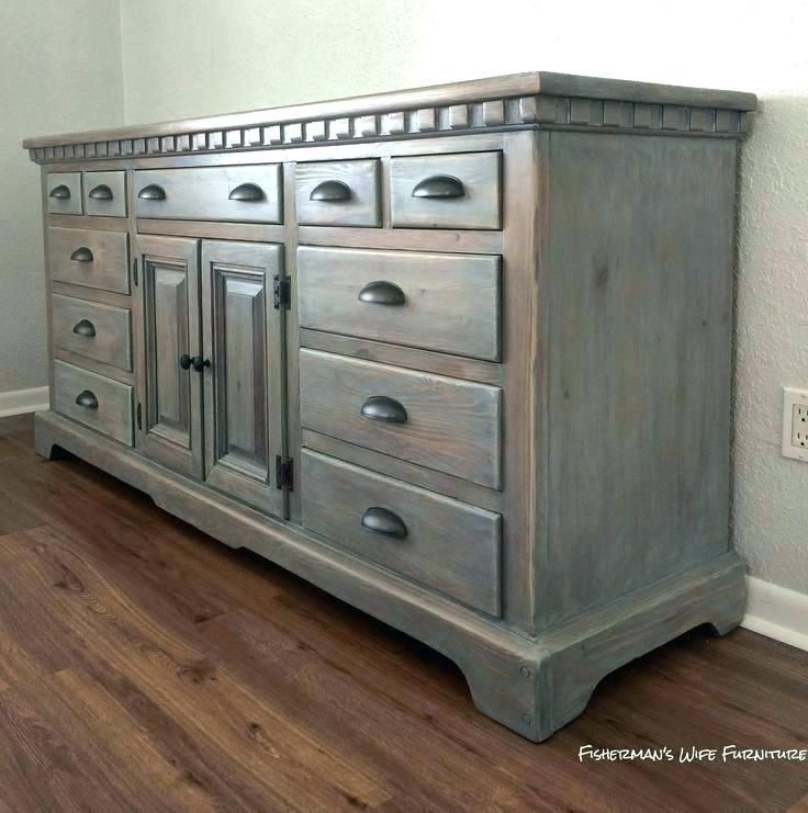 Painted Bedroom Furniture, How To Paint And Distress Wood Bedroom Furniture
