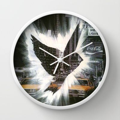 ThePeaceBombs - CityLanding 2 Wall Clock by ThePeaceBombers - $30.00ThePeaceBombs - Good day for Peace Wall Clock by ThePeaceBombers - $30.00 #peace #decor #clock #home #trendy #thepeacebomb#shopping