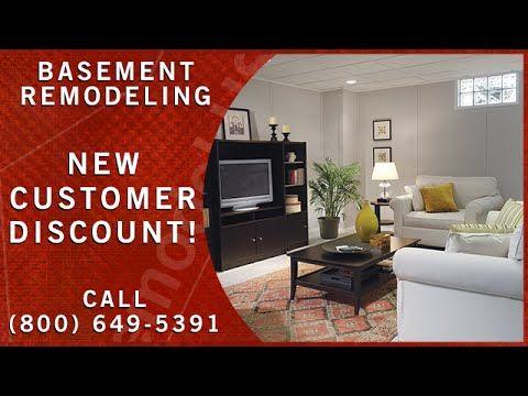 Basement Remodeling Northern Virginia - Discount In VA Basement