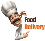 Food Delivery !!