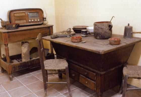 oggetti del passato