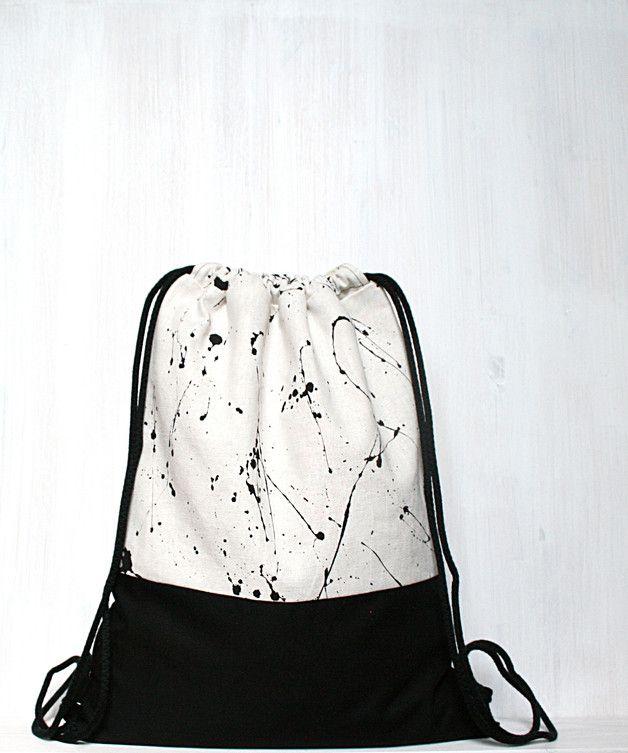die besten 25 turnbeutel rucksack ideen auf pinterest turnbeutel rucksack n hen rucksack. Black Bedroom Furniture Sets. Home Design Ideas