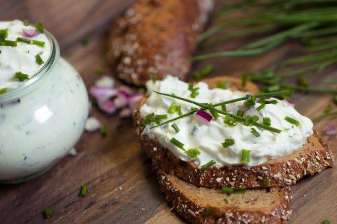 Cremă de brânză   Retete culinare - Romanesti si din Bucataria internationala
