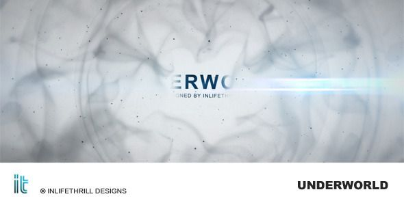After Effects Project Files - Underworld * reveal | VideoHive