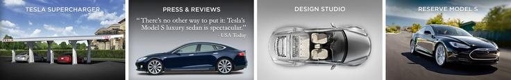 Yes PLEASE!    Tesla Motors   Premium Electric Vehicles