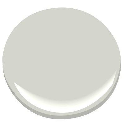 BM Gray Owl/OC-52-is an all-out unadorned, approachable color that pairs beautifully with stainless steel appliances in a modern kitchen.   (This color is part of our Candice Olson Designer Picks collection.)