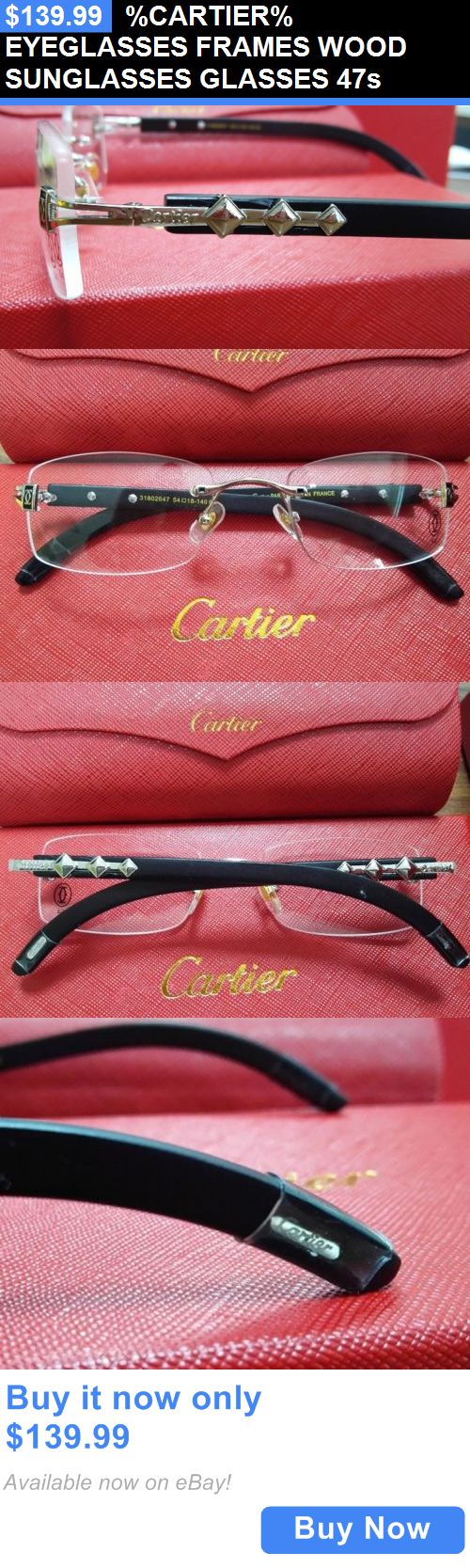 What are some retailers of Cartier titanium rimless frames?