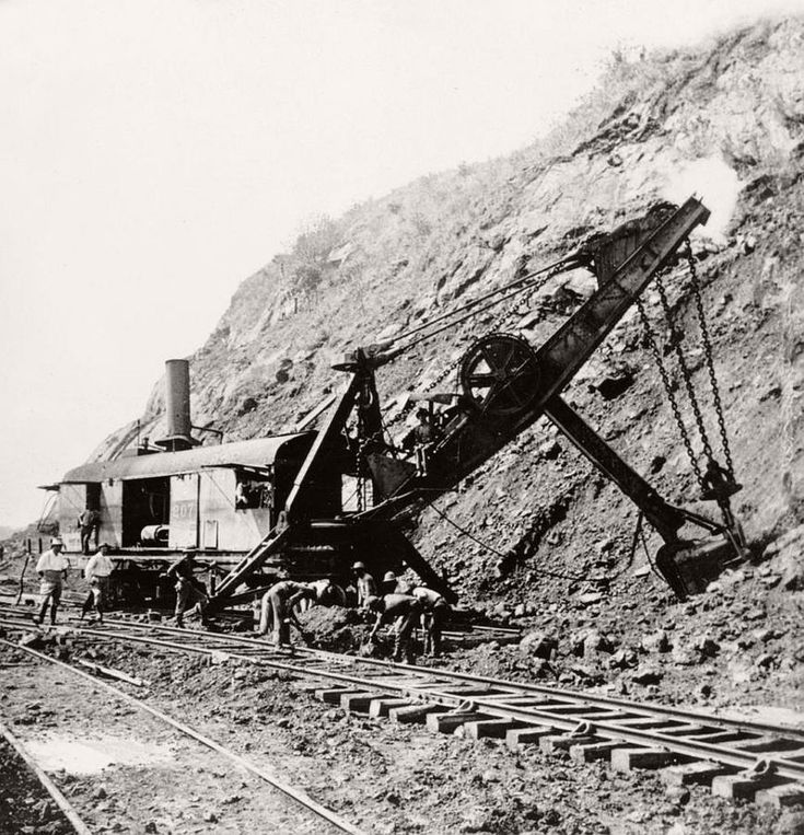 roosevelt stands aboard a steam shovel during construction of the roosevelt stands aboard a steam shovel during construction of the canal 1908 library of congress prints and photographs division