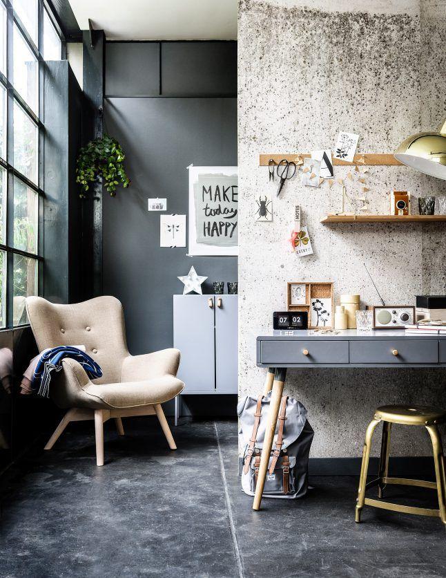 Dutch interior - More interiors see http://www.wonenonline.nl/interieur-inrichten/