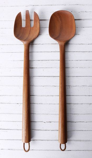 TEAK SERVING SET | DANSKmadeforrooms