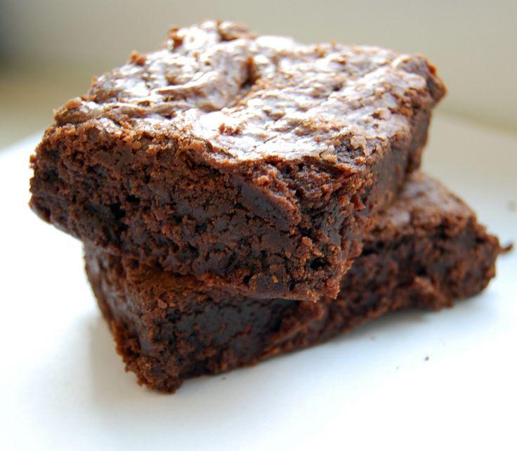 Brownie de calabaza