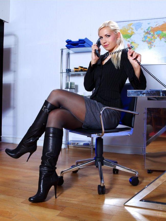 Jenni Czech  Stivali  Boots Skirts with boots e Sexy boots