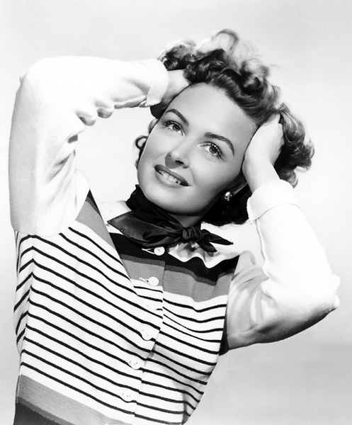 Donna Reed (January 27, 1921 – January 14, 1986) was an American film and television actress.With appearances in over 40 films, Reed received the 1953 Academy Award for Best Supporting Actress for her performance as Lorene Burke in the war drama From Here to Eternity