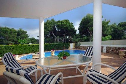 Nice villa of recent construction, comfortable and well equipped, situated in a quiet seaside town