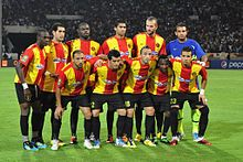 Espérance sportive de Tunis (football) — Wikipédia