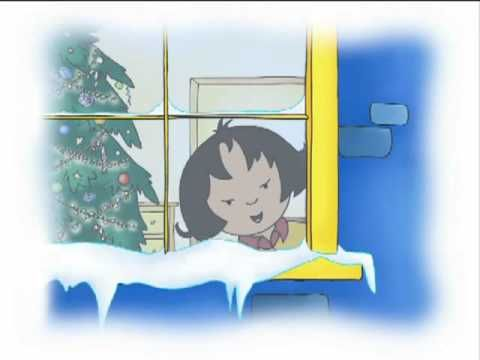 Caillou Videos Channel - Caillou Goes Caroling - YouTube