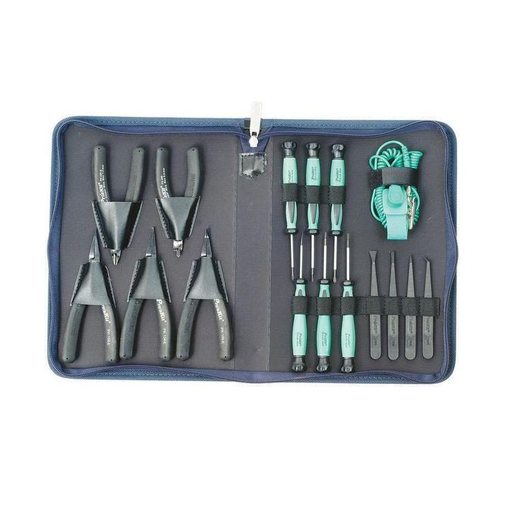 Pro'sKit ESD Precision Tool Kit