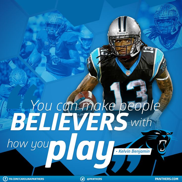 NFL Jerseys - 1000+ ideas about Kelvin Benjamin on Pinterest | Carolina Panthers ...