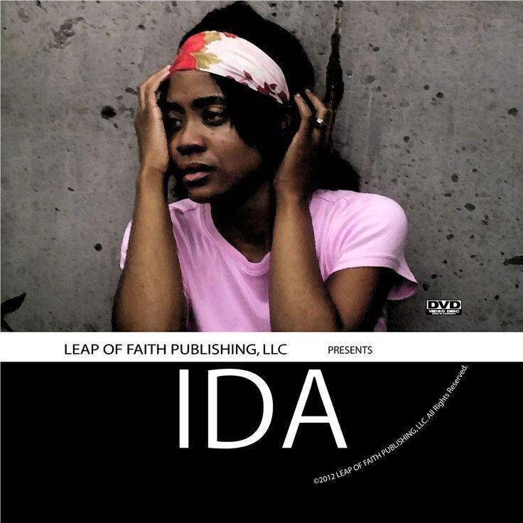 Ida's DVD Cover!