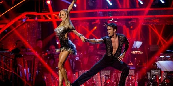 Thom Evans leaves Strictly Come Dancing in shockelimination review - Thom Evans is voted off Strictly Come Dancing