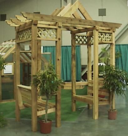 Green houses and Green house Kits by Cedar Tree Gardens