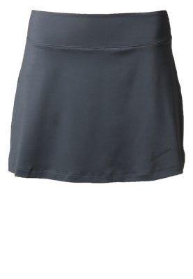 NEW POWER KNIT - Sports skirt - grå
